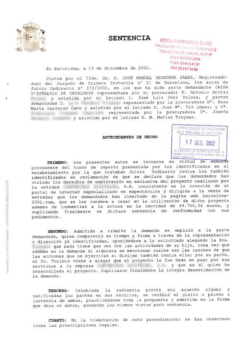 Traducción Jurada: Cuentas Anuales