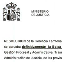 Sentencia resolución judicial